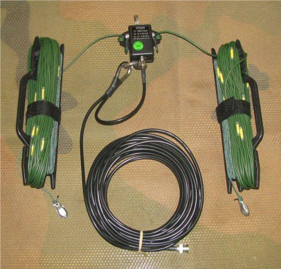 A High-Frequency Dipole Antenna