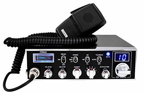 Galaxy DX-33HP2 Ham Radio