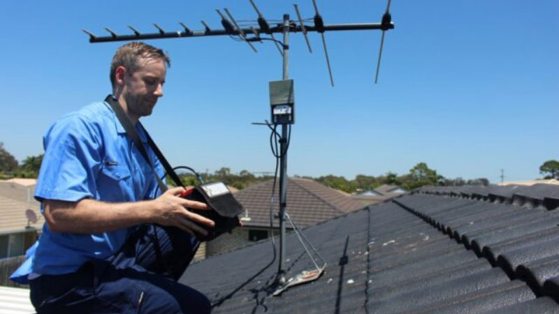 How To Test Antenna Signal Strength