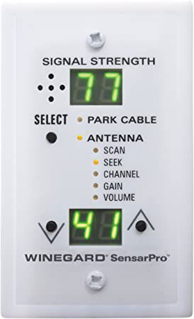 Manual Calculation Of Signal Strength Using A Signal Meter