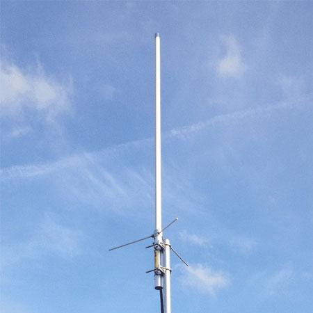 grounding plane for a CB antenna