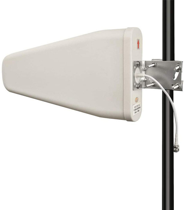 a Yagi antenna to a cell phone