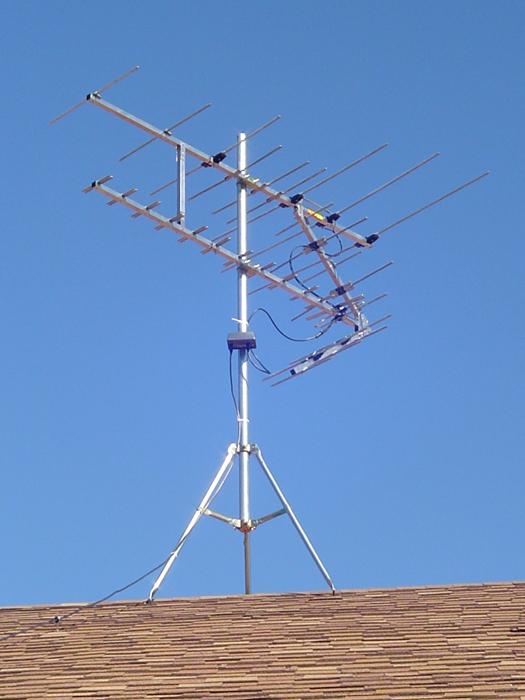 Long-term antenna setup