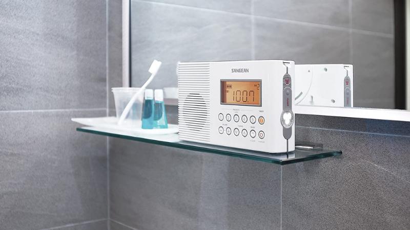 Best Shower Radio