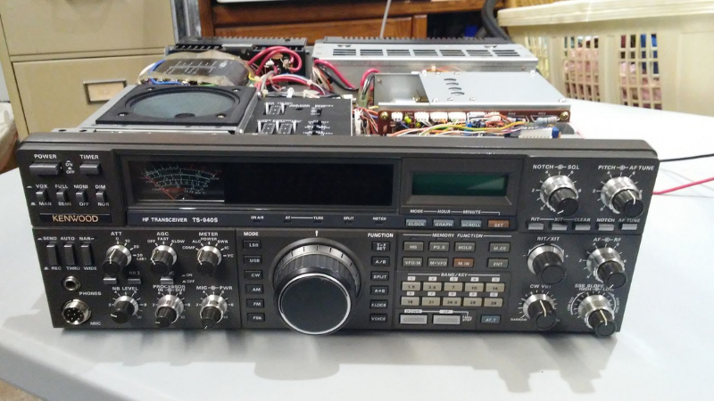 Kenwood TS 940 problems and troubleshooting guide