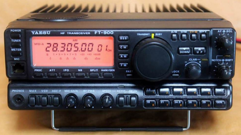 Yaesu ft-900 Problems and Troubleshooting Guide for Newbies