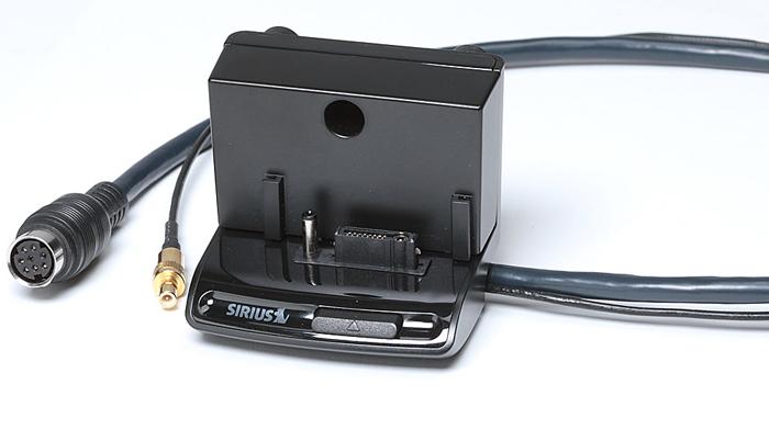 a satellite radio adapter kit