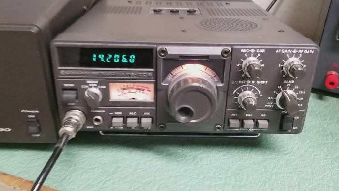 Kenwood TS 120s common problems