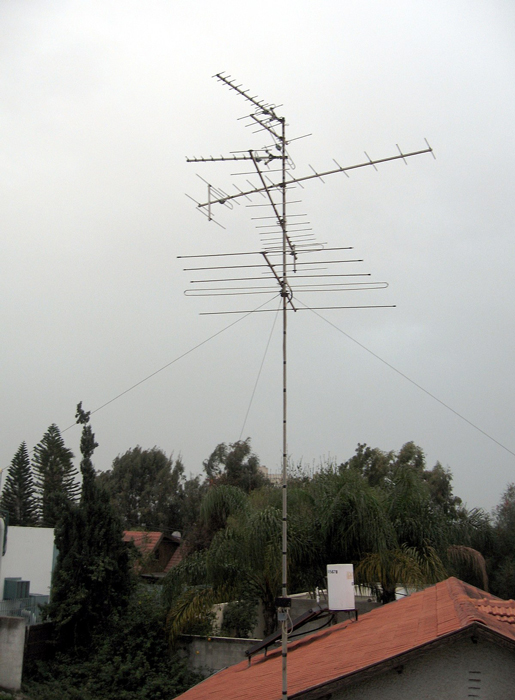 antenna length for common radio frequencies