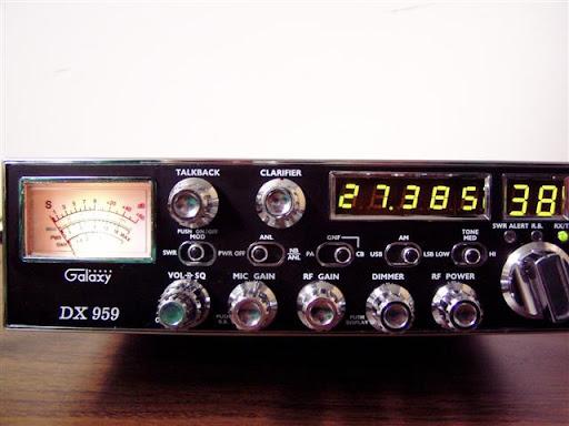 A CB Radio in This Era