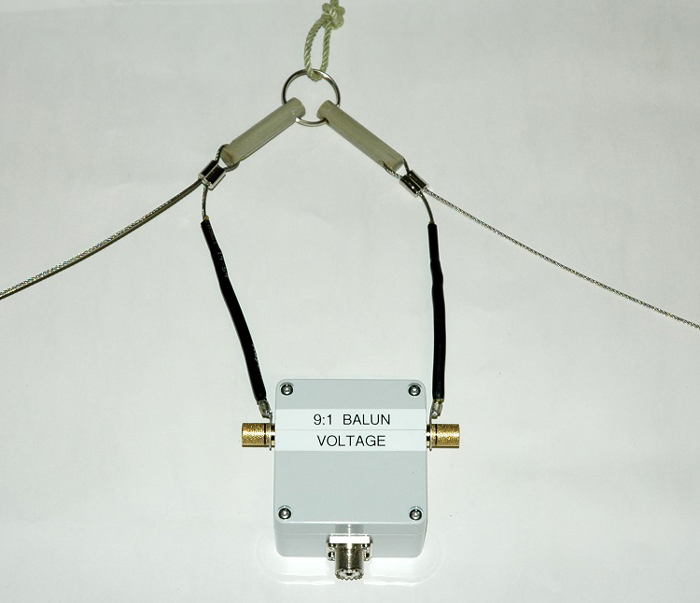 As HF Wire Dipole