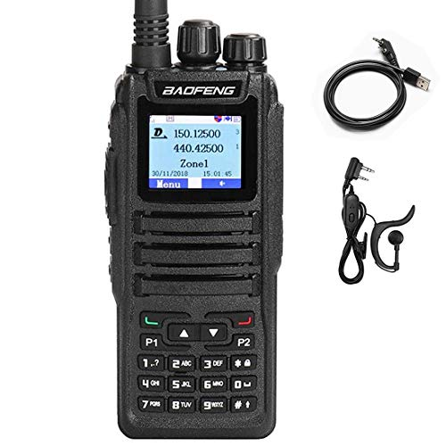 Baofeng VHF/UHF DM-1701 Dual Band best DMR Radio