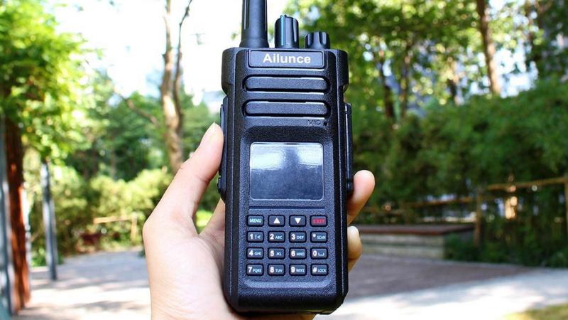 Best Dual Band DMR Radio
