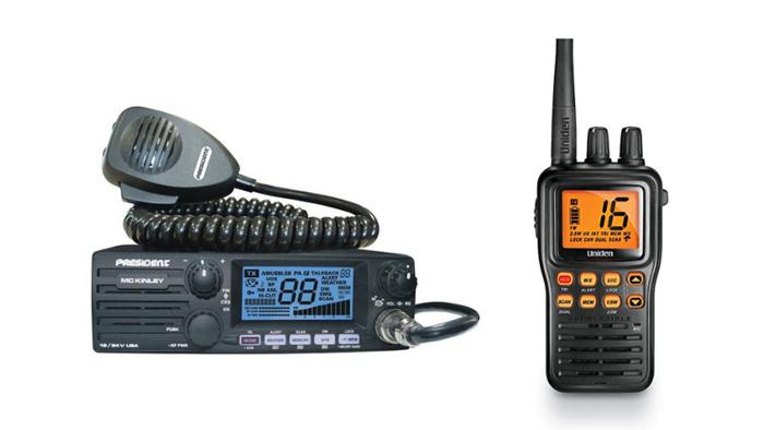 CB Radios Vs. VHF