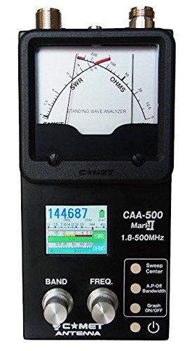 Comet CAA-500 Mark II Impedance Analyzer