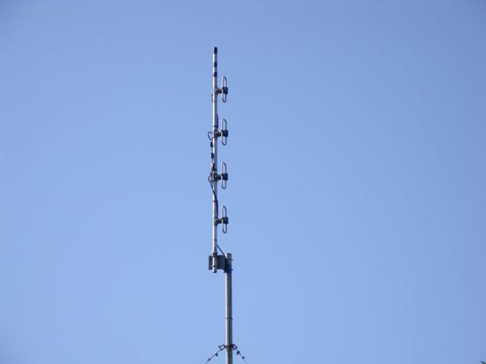Dipole Antenna vs. Omni
