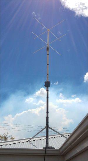 Dipole Antennas Directional