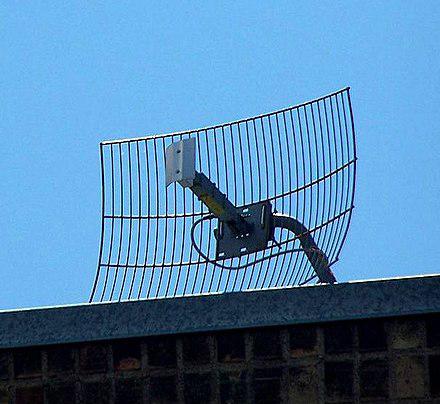 Parabolic Reflector Antennas