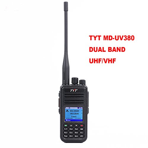 TYT MD-UV380 Dual Band